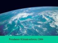 Klimaschutz ist nicht teuer - Potsdam Institute for Climate Impact ...