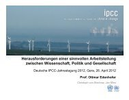 (A)/CO - Potsdam Institute for Climate Impact Research
