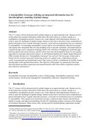 Paper - Potsdam Institute for Climate Impact Research