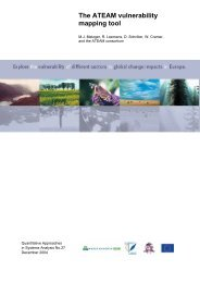 user manual - Potsdam Institute for Climate Impact Research