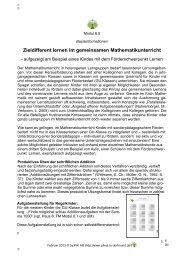 IM_Zieldifferent lernen_180313 - PIK AS - TU Dortmund
