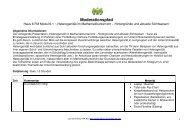 Moderationspfad - PIK AS - TU Dortmund