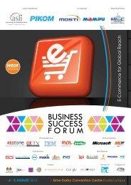E-Commerce for Global Reach - Pikom