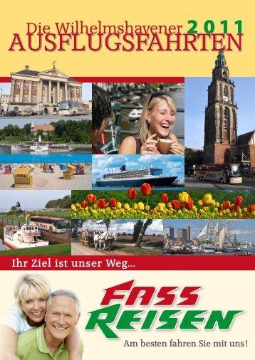 AuSfLugSfAhRteN - Fass Reisen