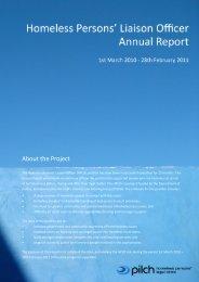 HPLO Annual Report 1 - pilch