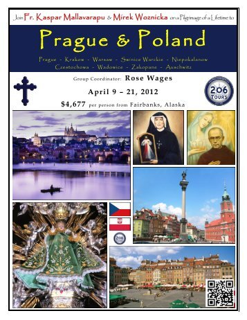 Prague & Poland - 206 Tours