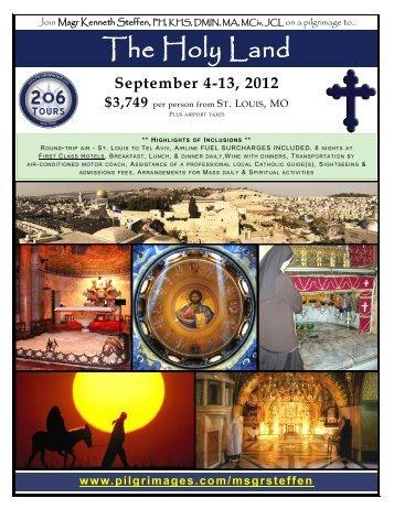 a printable flyer - 206 Tours
