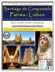 Fatima & Lisbon - 206 Tours