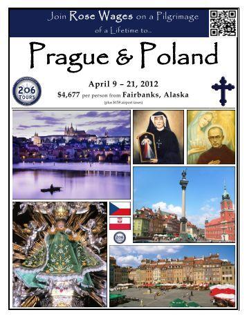 Prague & Poland - 206 Tours
