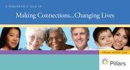 FY08 Annual Report - Pillars
