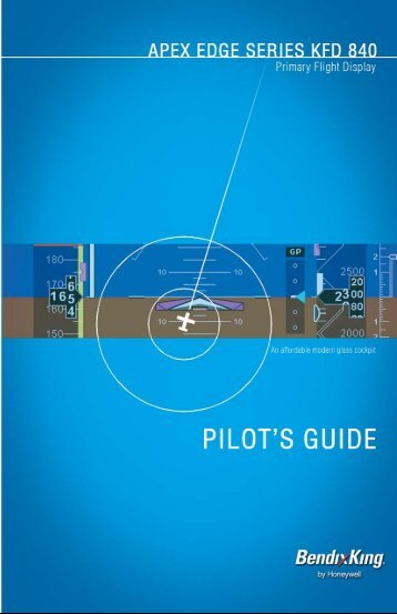 Table of Contents (cont) - Pilot und Flugzeug