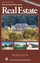 To download the November 9, 2007, Real Estate Section (6mb)