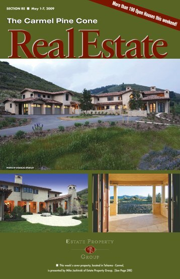 To download the May 1, 2009, Real Estate section, please click here