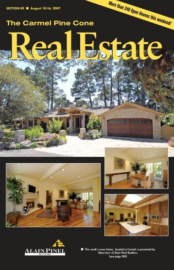 To download the August 10, 2007, Real Estate Section (6mb)