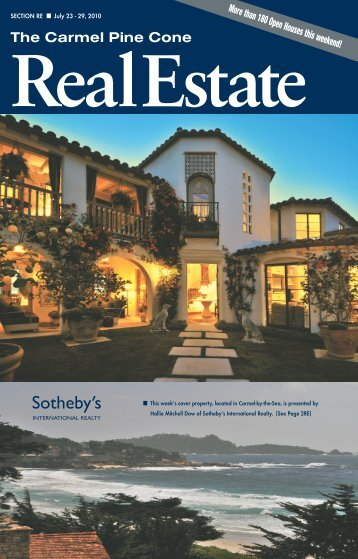 To download the July 23, 2010, Real Estate section, please click ...
