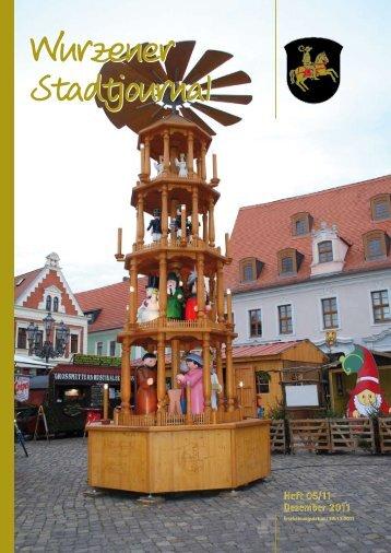 Heft 05/11 Dezember 2011 Heft 05/11 Dezember ... - Druckhaus Borna