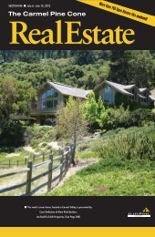 To download the July 6, 2012, Real Estate - The Carmel Pine Cone