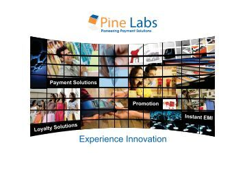 Pine Labs brochure