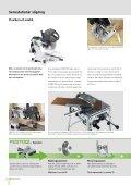 + + Semistationär sågning - Festool - Page 3