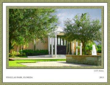 PINELLAS PARK, FLORIDA 2013 - City of Pinellas Park