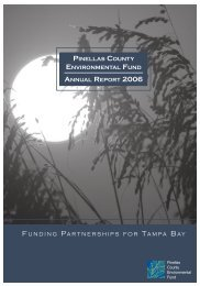 pcef - Pinellas County