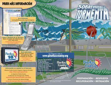 Preparación del huracán - Pinellas County