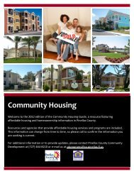 Community Housing - Pinellas County