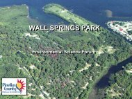 WALL SPRINGS PARK - Pinellas County