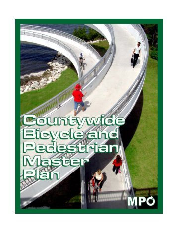 Bicycle and Pedestrian Master Plan - Pinellas County
