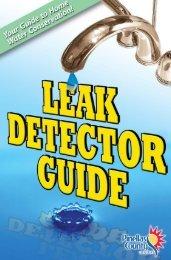 Leak Detector Guide - Pinellas County