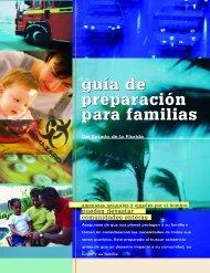 Guía de Preparación para Familias - Pinellas County Health ...