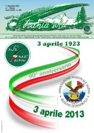Marzo 2013 - ANA Sezione di Pinerolo - Associazione Nazionale ...