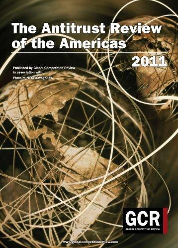 The Antitrust Review of the Americas 2011 - Pinheiro Neto Advogados
