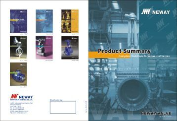Neway Product Catalog - Stockton Valve Products