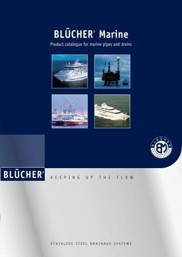 BLÜCHER® Marine - Pinhol