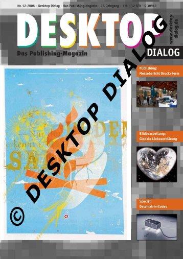Desktop Dialog Nr. 12-2008