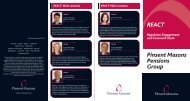 guide to our team. - Pinsent Masons