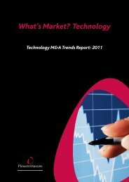 2207_TECH M&A issues and trends Report_Eilidh ... - Pinsent Masons