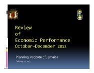 Review of Economic Performance, October–December 2012 (Vol 17 ...