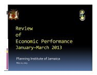Review of Economic Performance, January–March 2013 - Planning ...