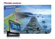In-car Multimedia/Navigation 2004-2005 - Pioneer Europe