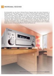 Pioneer Home Entertainment 2004-2005 - Part 2