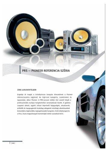 prs - Pioneer