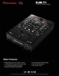 TRAKTOR Series Control Allows Access To - Pioneer DJ