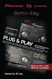 Pioneer New Product Event at Guitar Center - Pioneer DJ