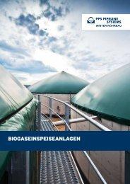 BiogasEinspEisEanlagEn - PPS Pipeline Systems GmbH