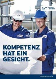 komPetenz hat ein gesicht. - PPS Pipeline Systems GmbH