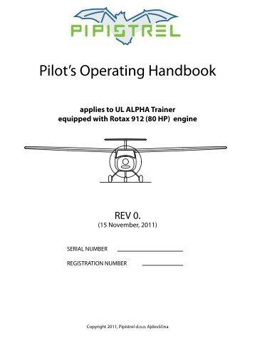 ALPHA Trainer-POH.pdf - Pipistrel