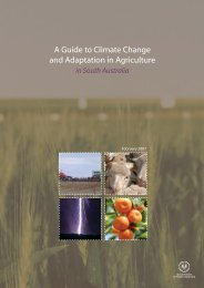 A Guide to Climate Change and Adaptation in Agriculture South ...