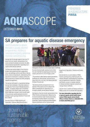 Aquascope - PIRSA - SA.Gov.au